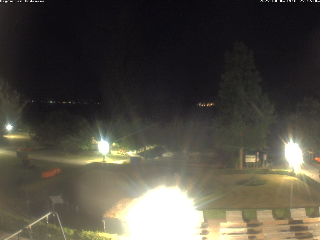 Webcambild aus Hagnau am Bodensee