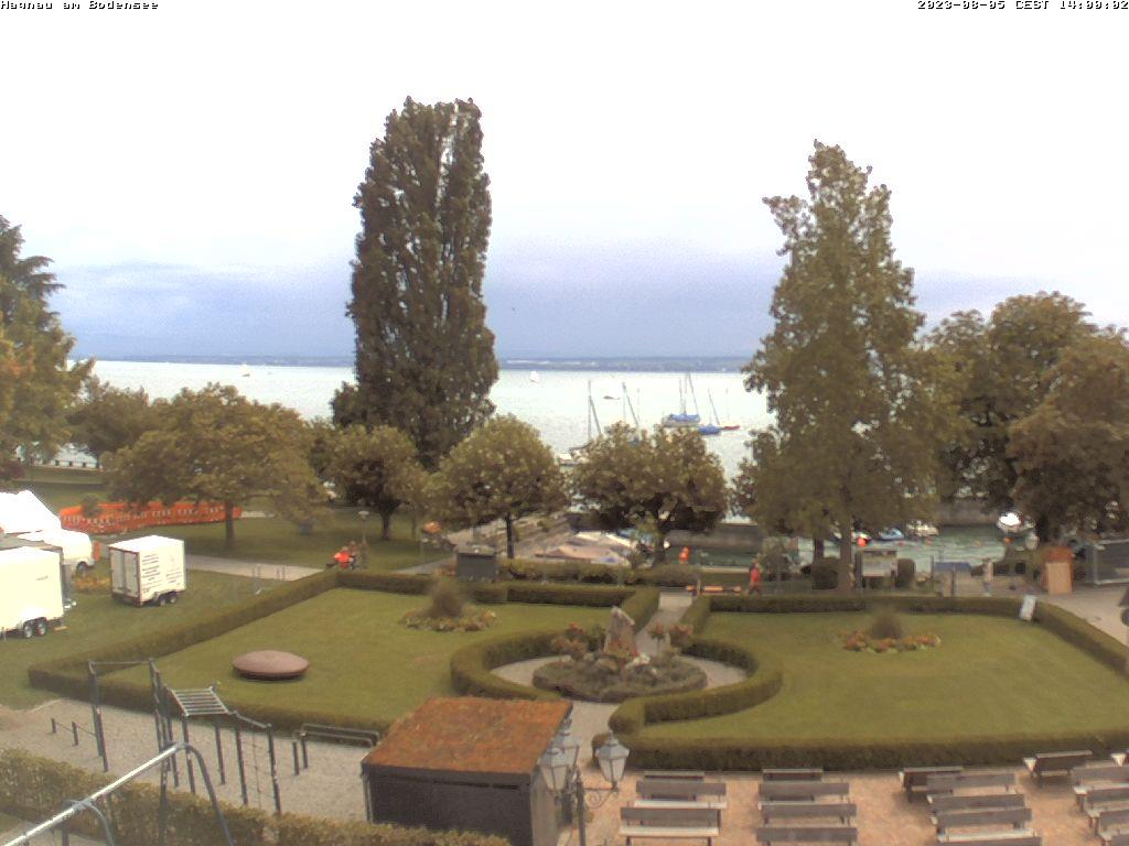 Webcambild aus Hagnau am Bodensee